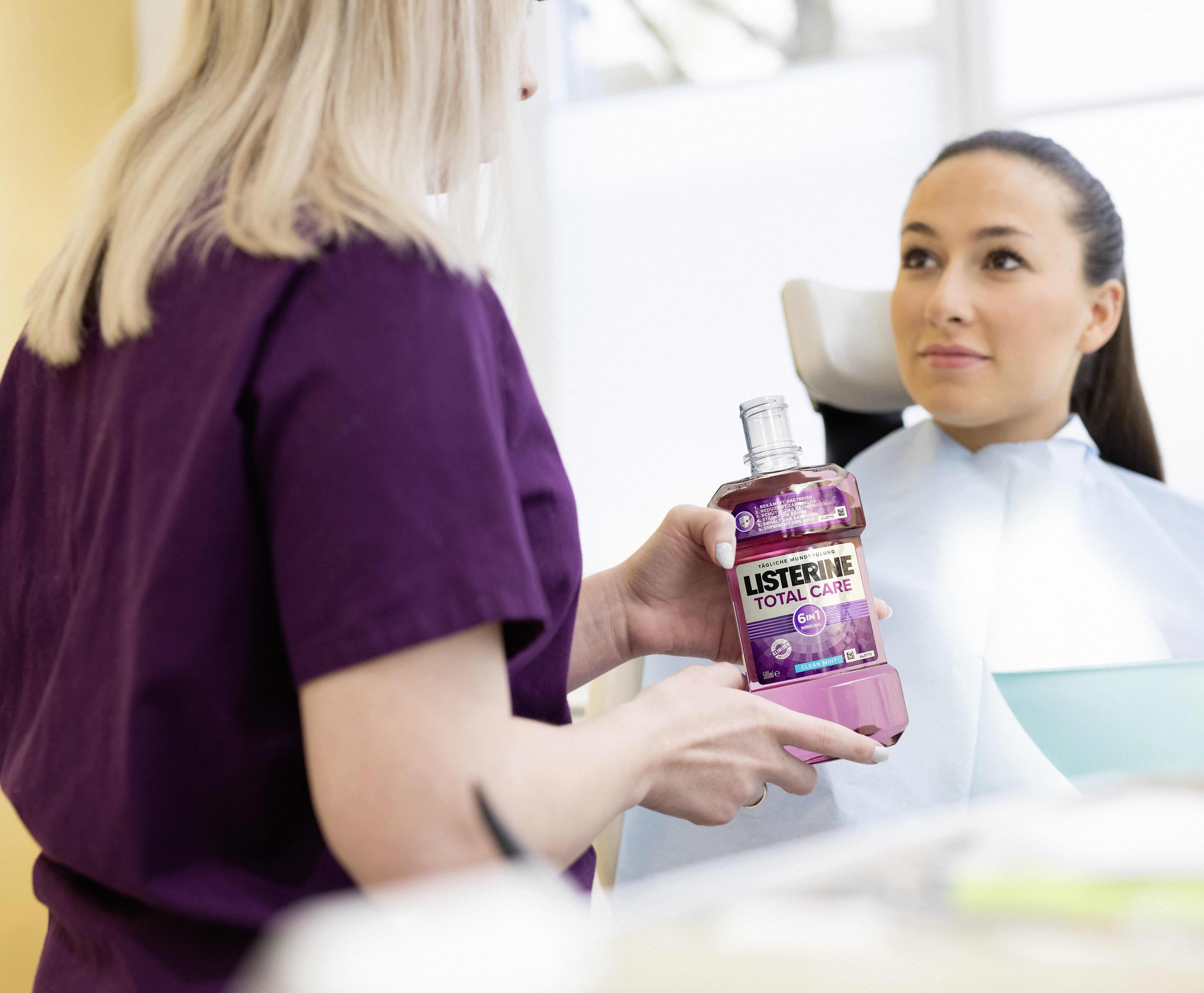Prophylaxe: Zähne lebenslang gesund halten